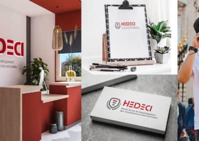 BRANDING Hedeci 2019