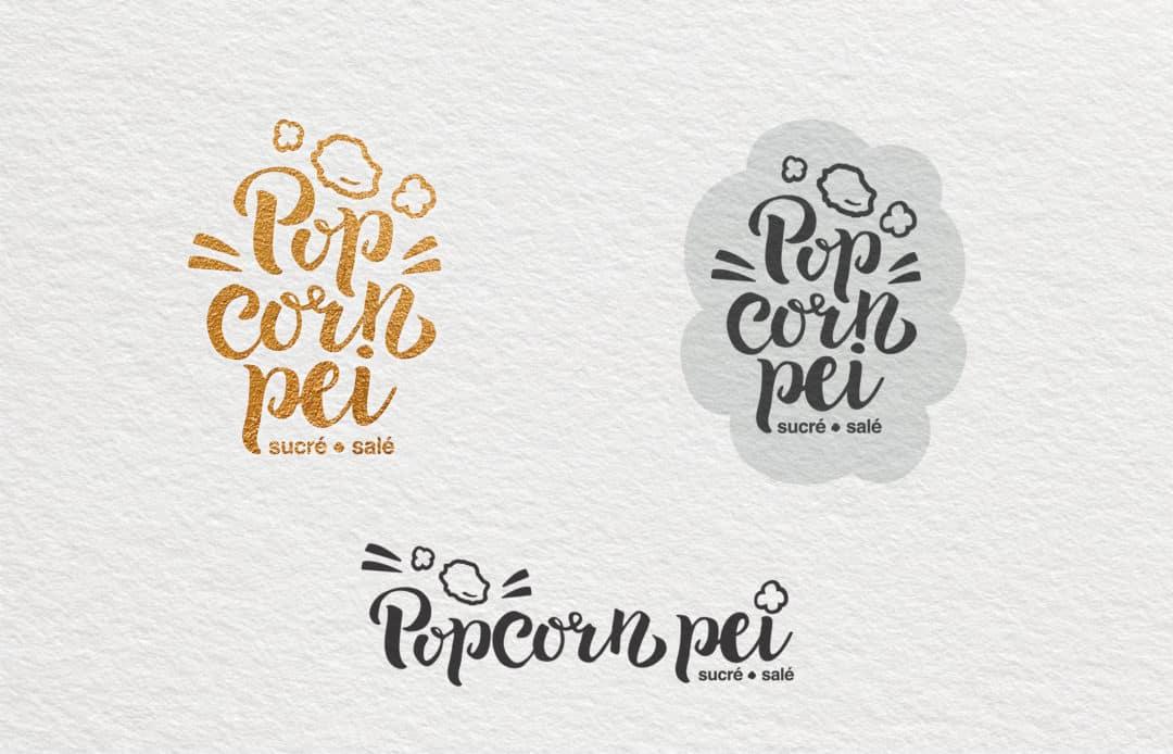 Logo Popcorn