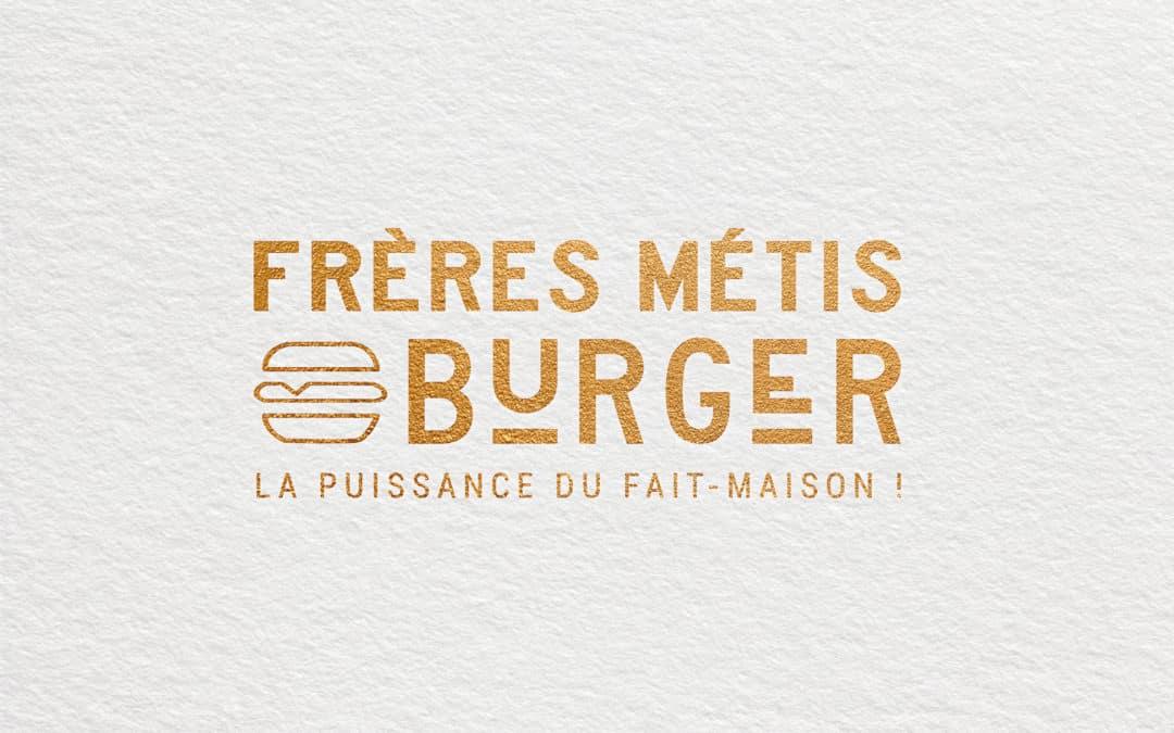 logo Frères Métis Burger